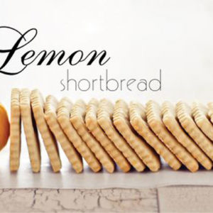 best lemon shortbread recipe