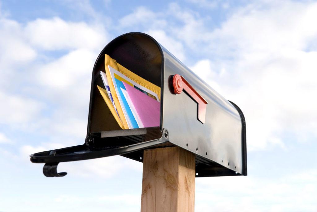 managing mail