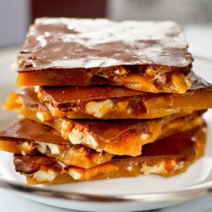 maple nut toffee recipe