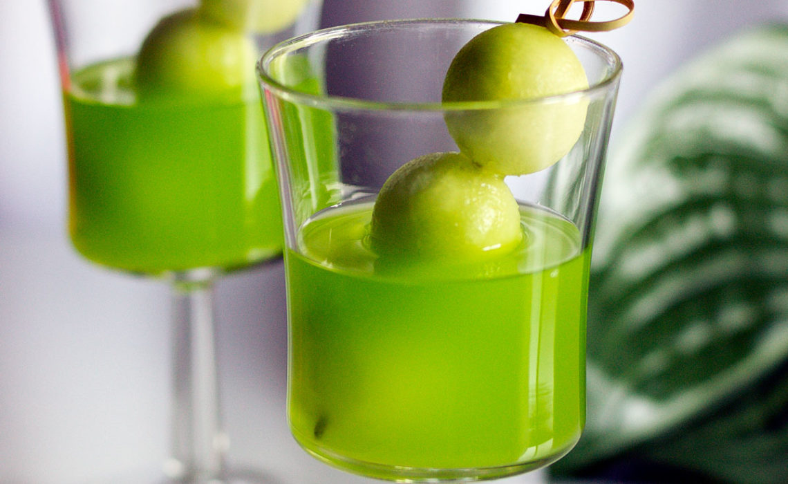 Cocktail of the Month: Melon Ball