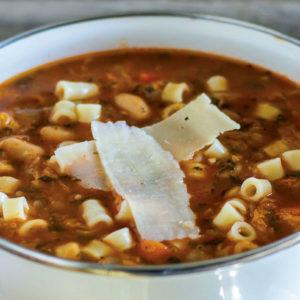 classic minestrone recipe