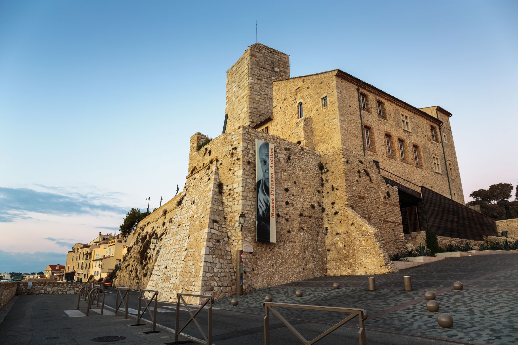 musée picasso - antibes france