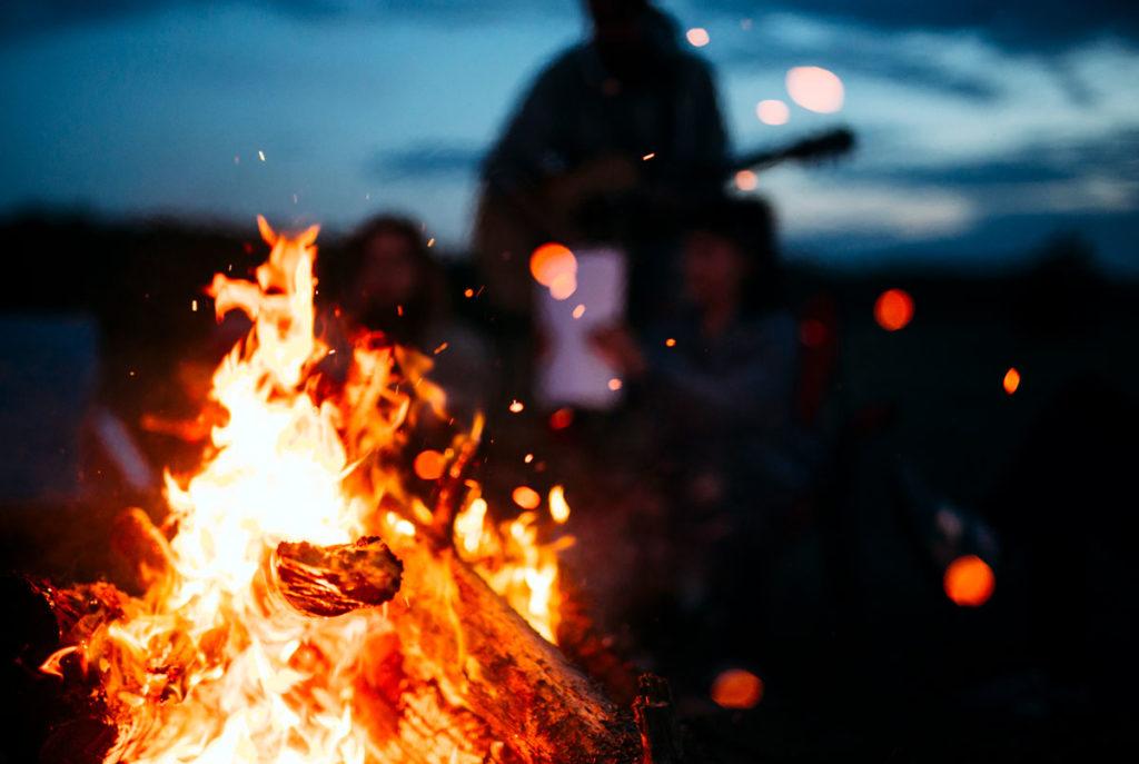 music for bonfires