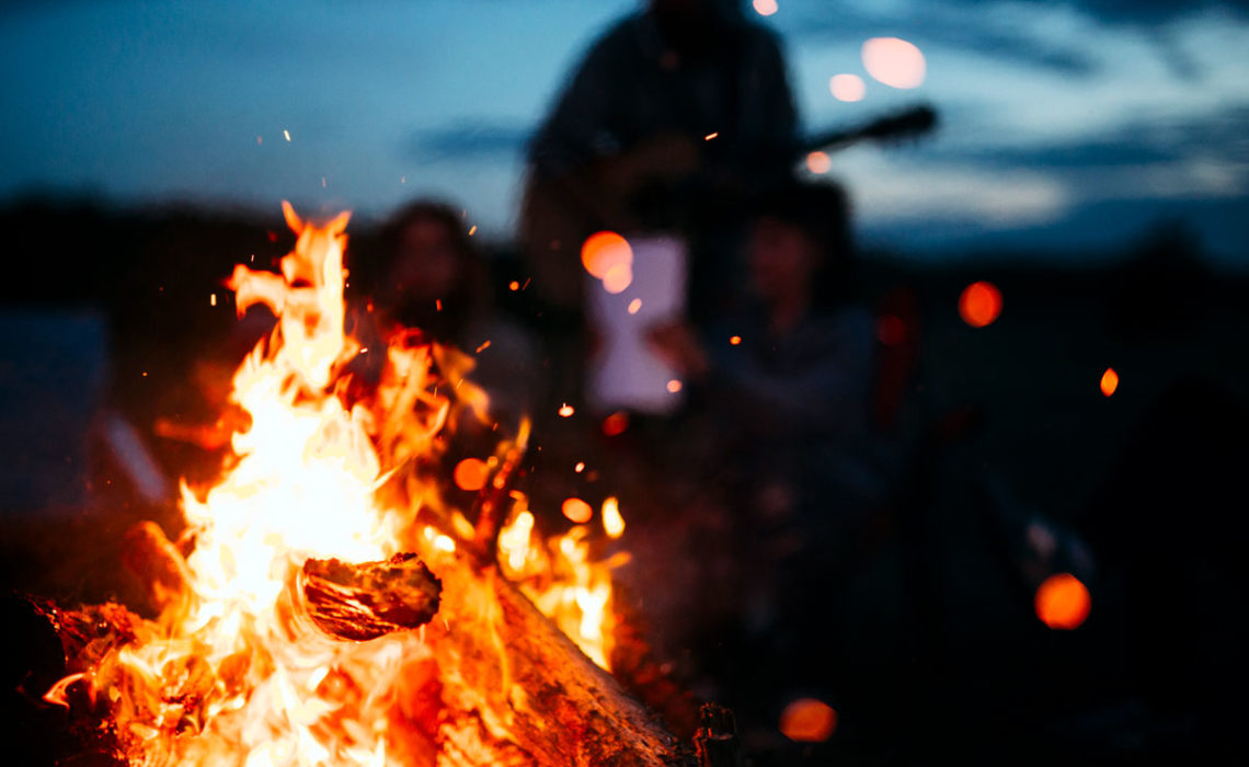 Songs of Summer:  Music for Bonfires