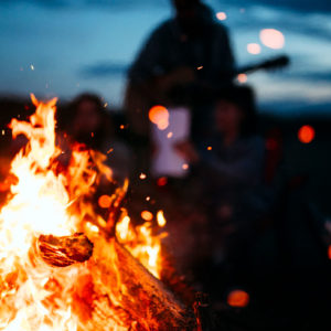 music for bonfires