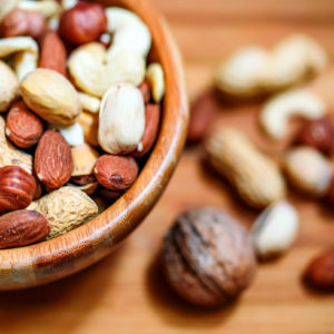 know your food: nuts