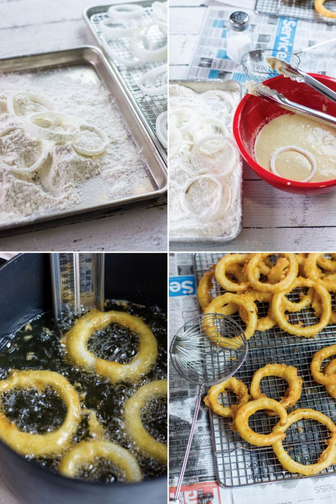 best onion rings ever recipe