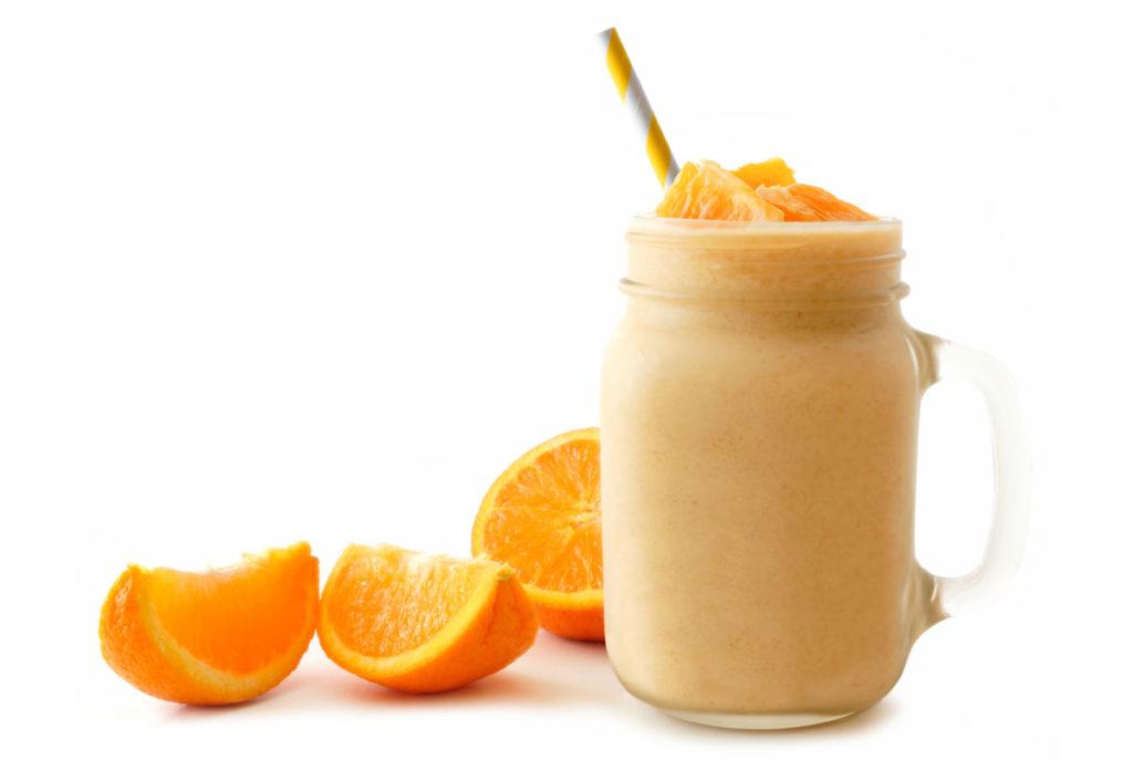 orange dreamsicle smoothie recipe
