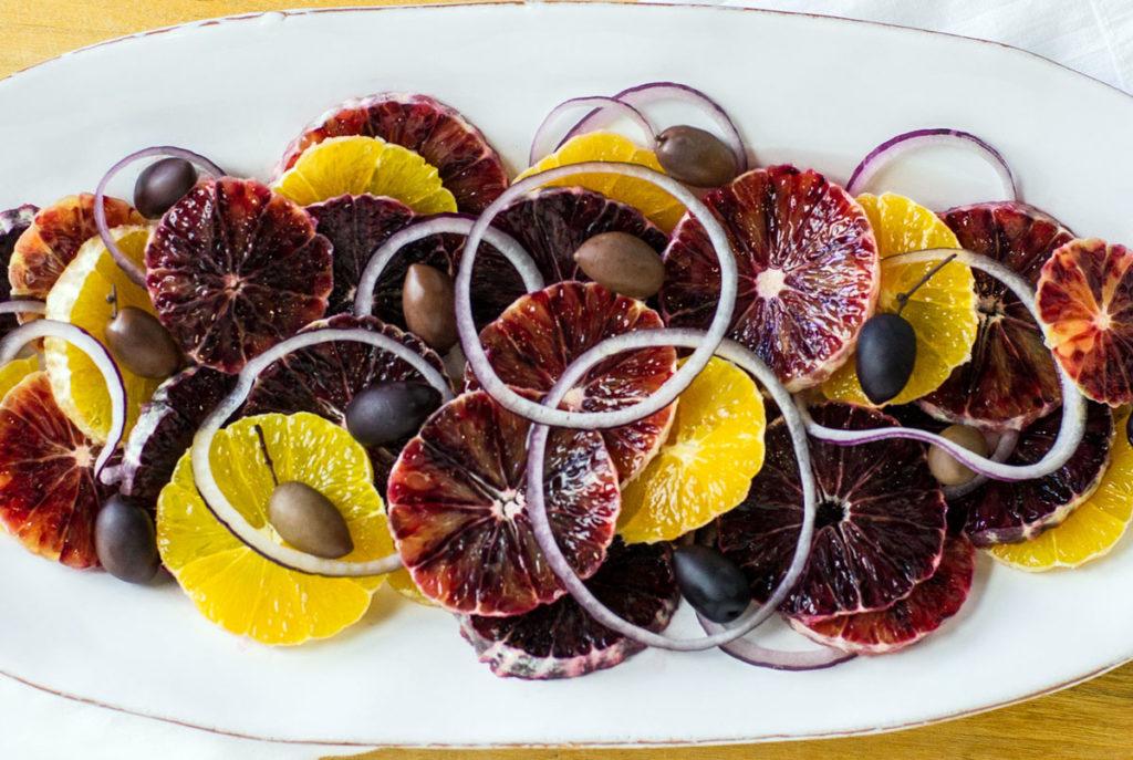 orange and olive salad recipe