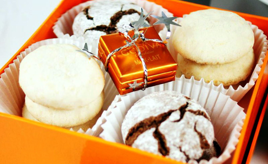 Special Delivery:  Packing and Shipping Baked Goods