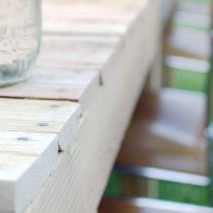 palette picnic table diy craft