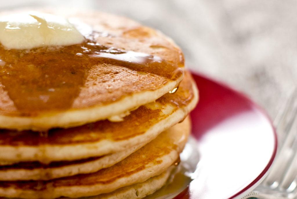 buttermilk pancake recipe