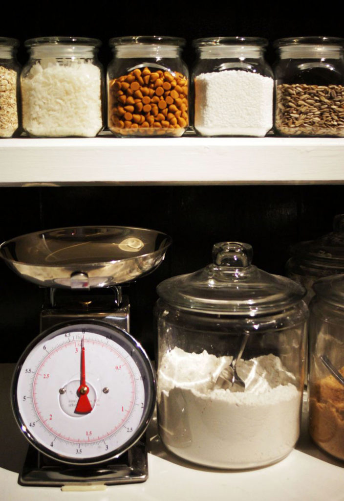 pantry organization tips and checklist
