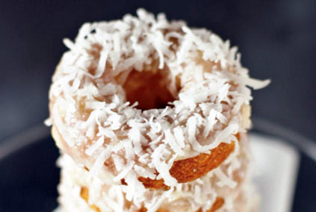 piña colada donut recipe
