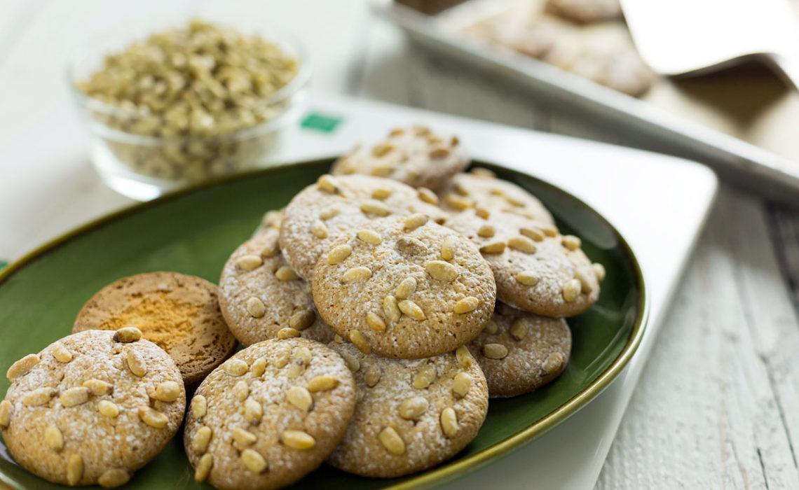 Cookie Week 2015: Pignoli