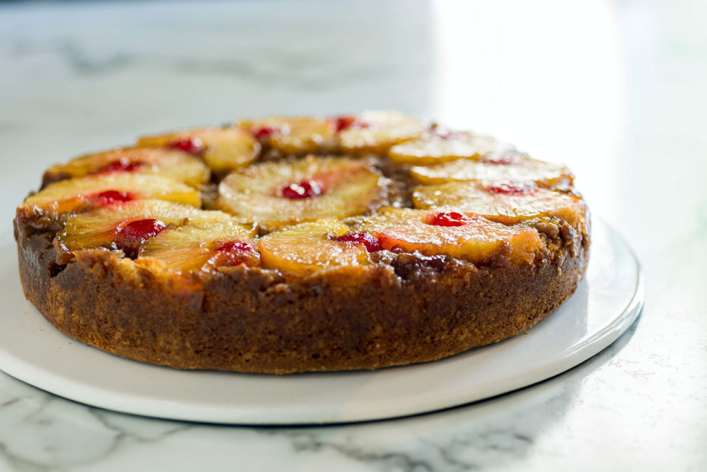 best pineapple upside down cake recipe