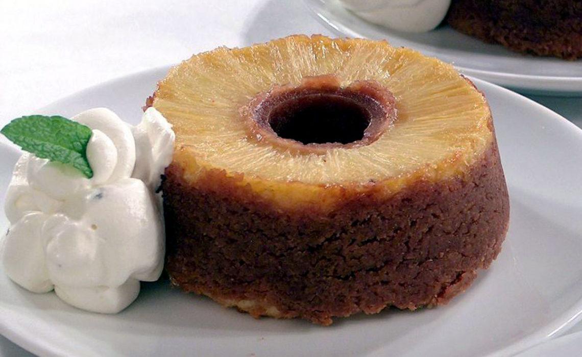 Treat of the Week:  Pineapple Upside Down Cheesecake