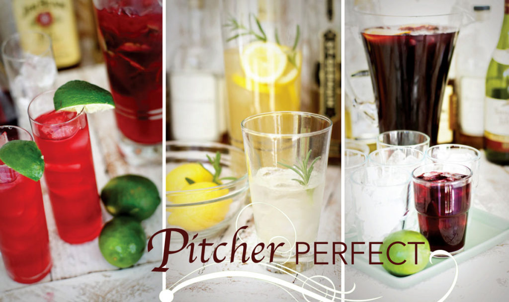 pitcher cocktail recipes