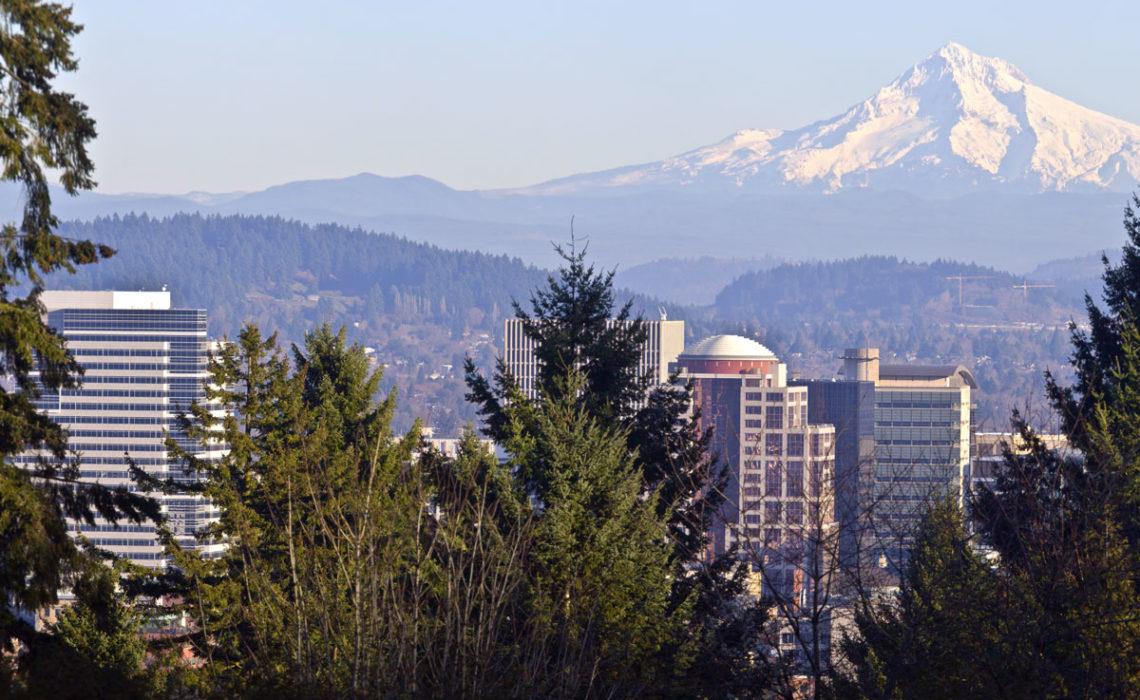 Perusing Portland: Central
