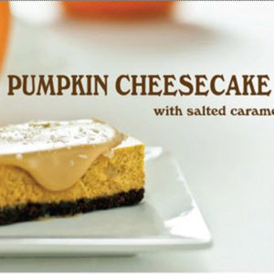 pumpkin cheesecake bar recipe