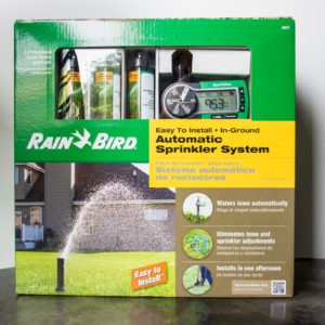 rain bird sprinkler system