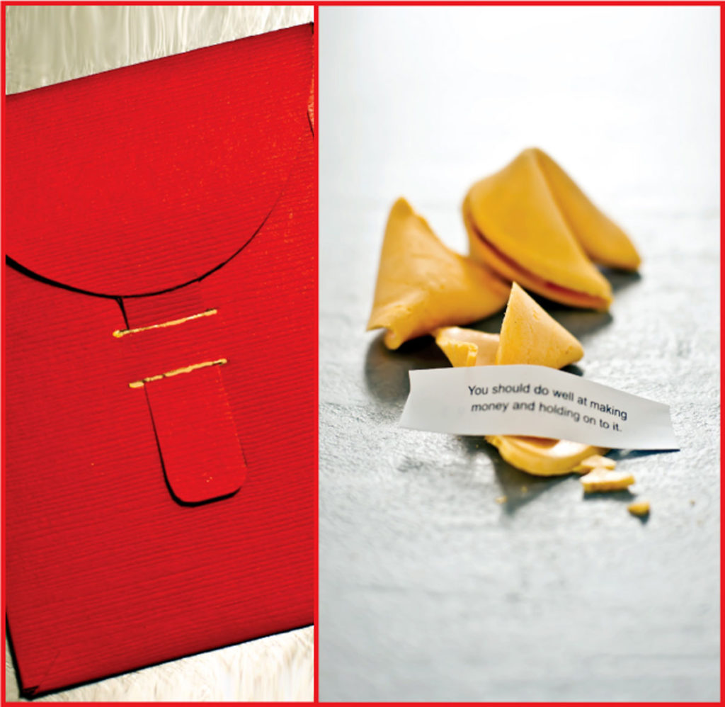 chinese new year red envelope prinatable
