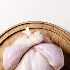 roasted chicken basics