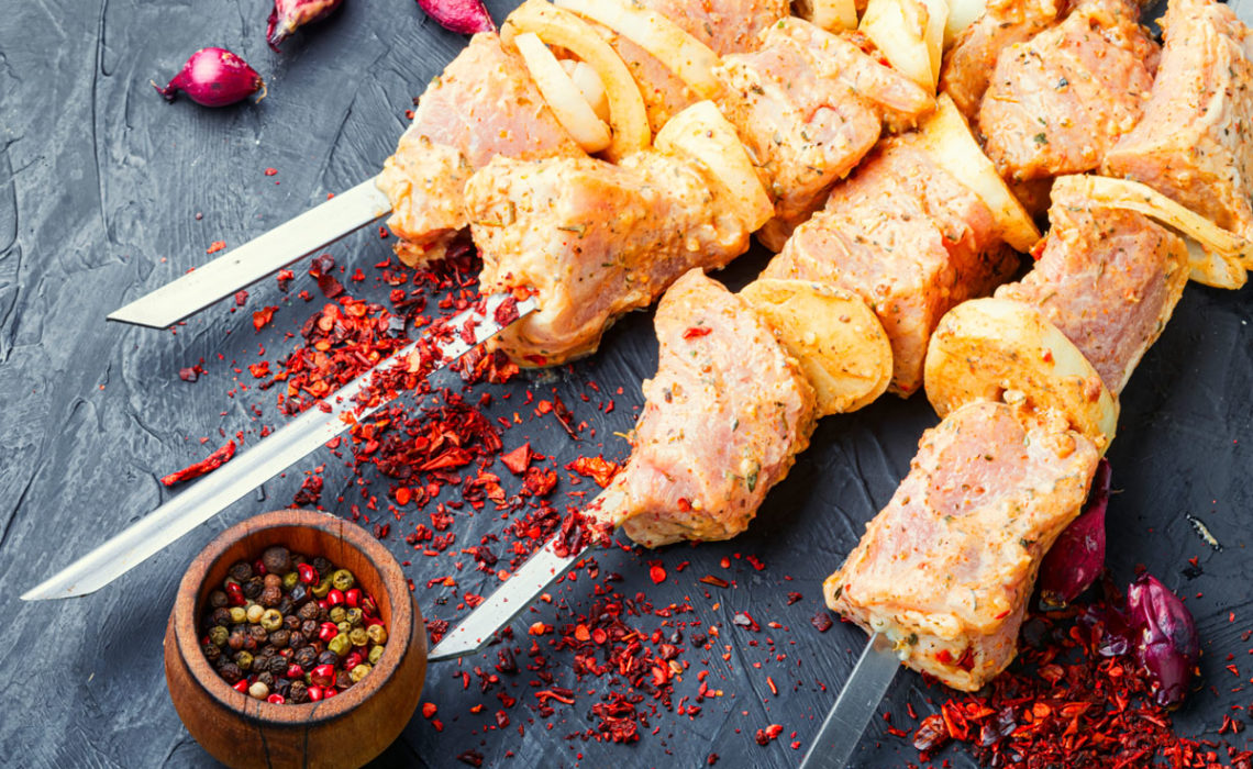 Seasoned Grill: Rubs, Brines, and Marinades