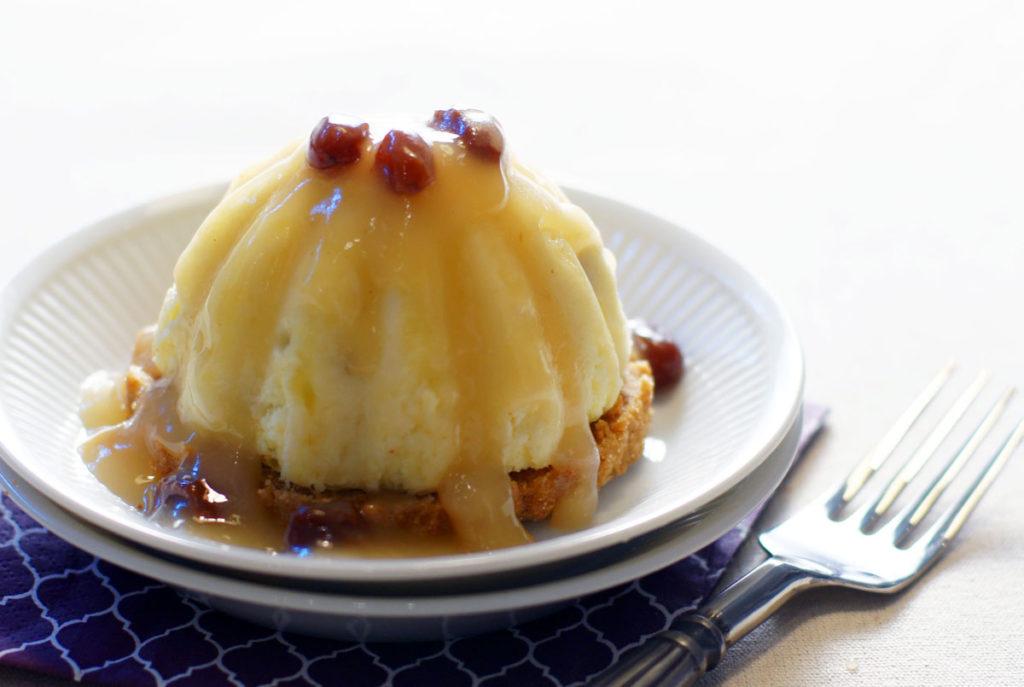 rum raisin cheesecake recipe