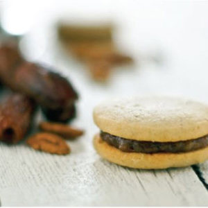 rum shortbread with date filling recipe