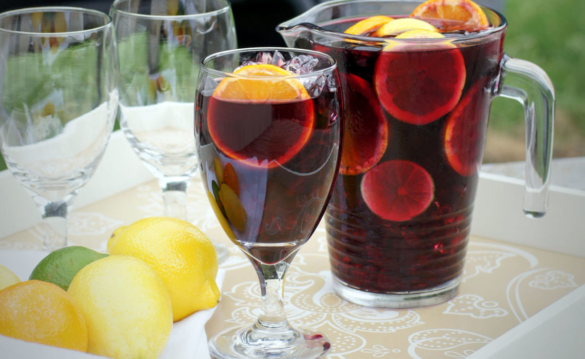 Summer Staple:  Making Sangria
