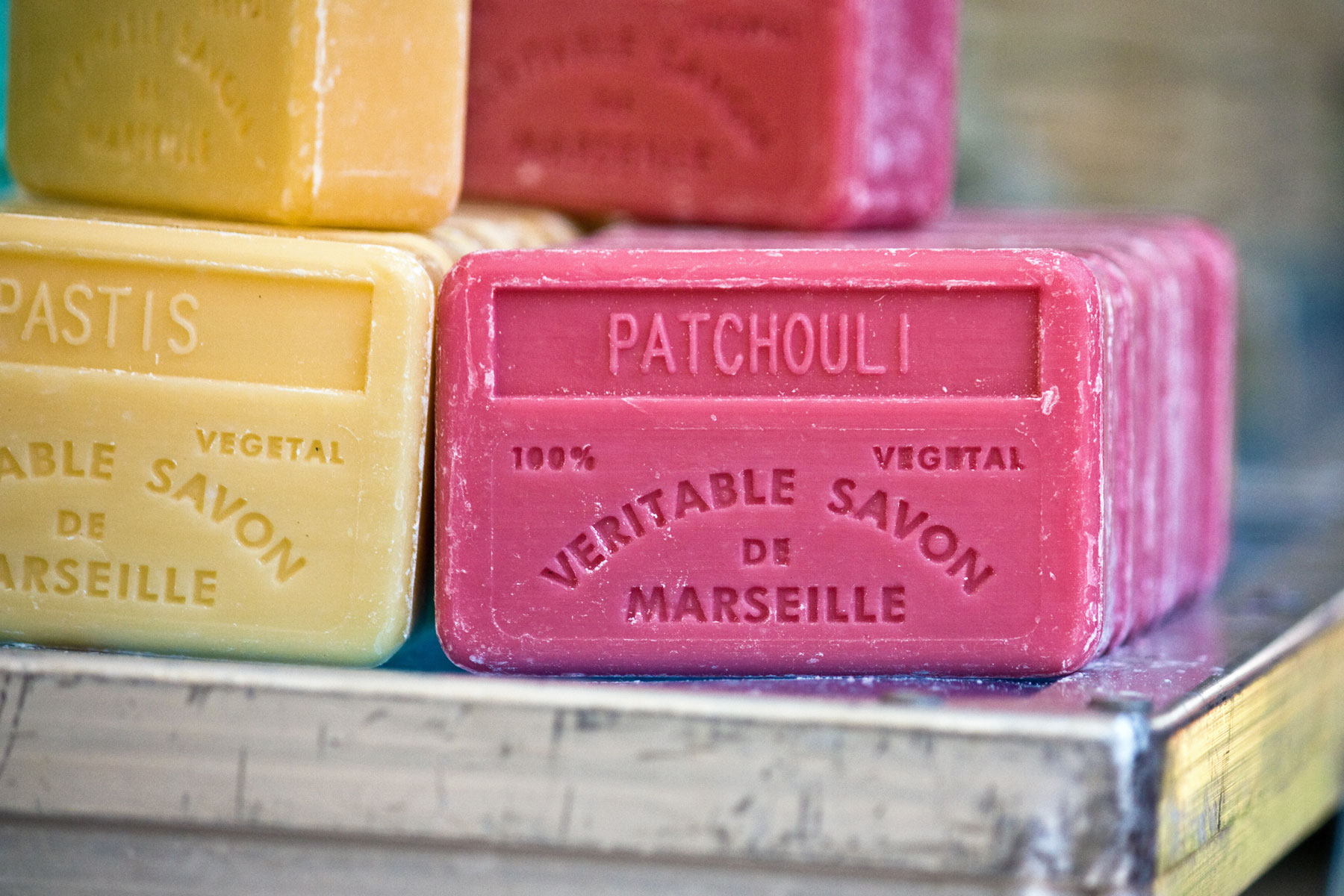 soap from marseille in Marseille, France