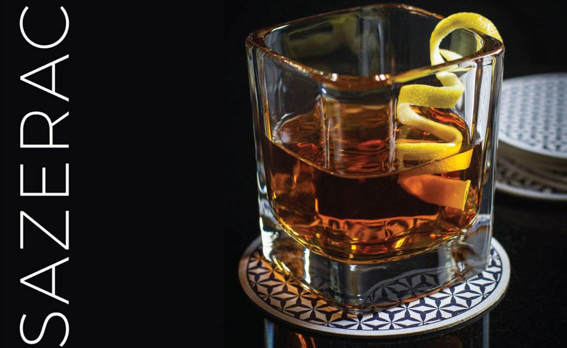 Cocktail of the Month: Sazerac