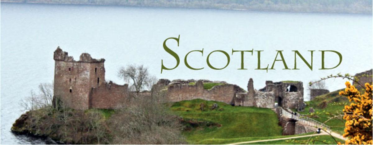 travel to scotland