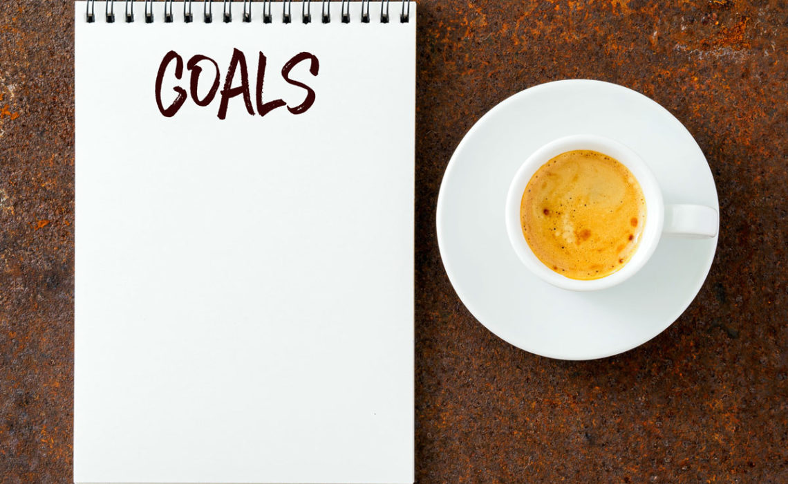 Resolutions v. Goals:  Backing Into It