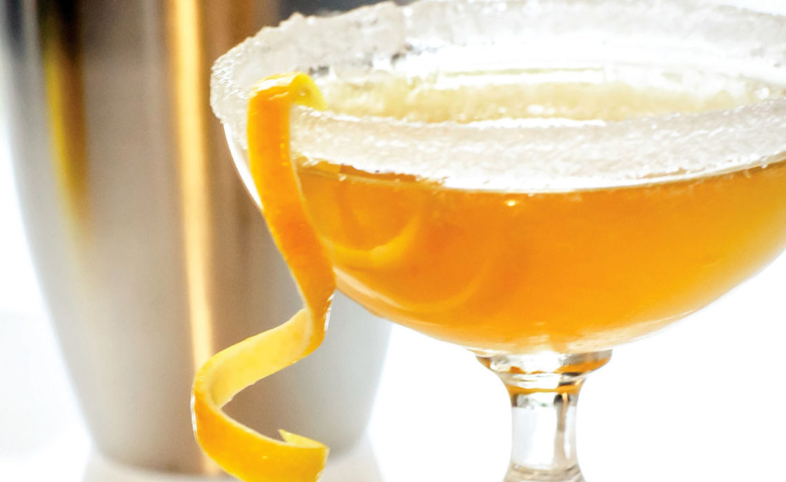 Cocktail of the Month: The Sidecar