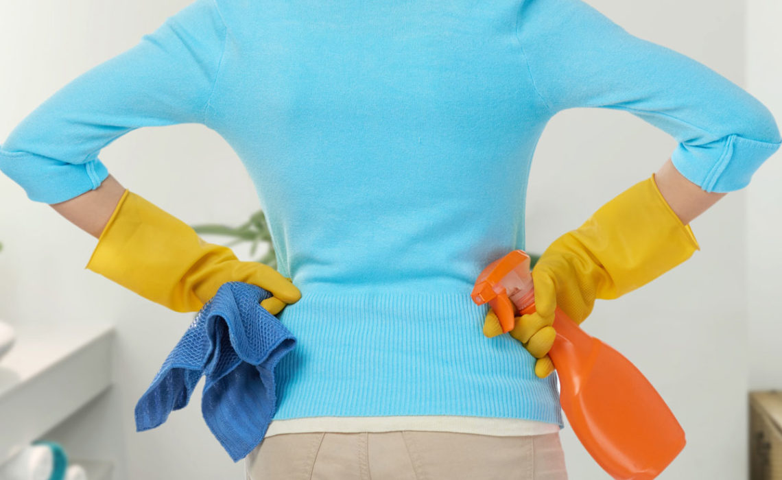 Spoonful of Sugar: Spring Cleaning Playlist