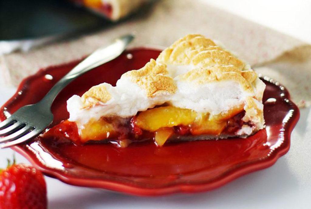strawberry mango meringue pie recipe