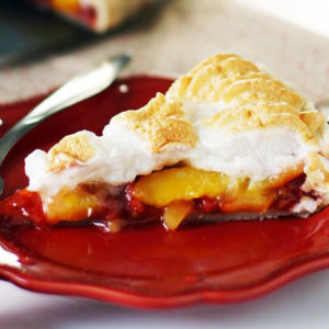 strawberry mango meringue pie recipe