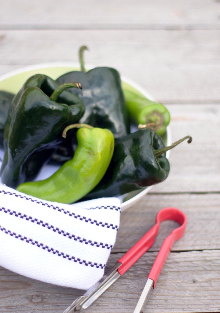 stuffed chili peppers recipe