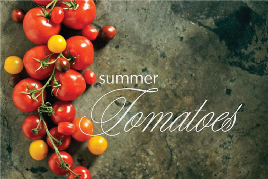 summer tomato recipes