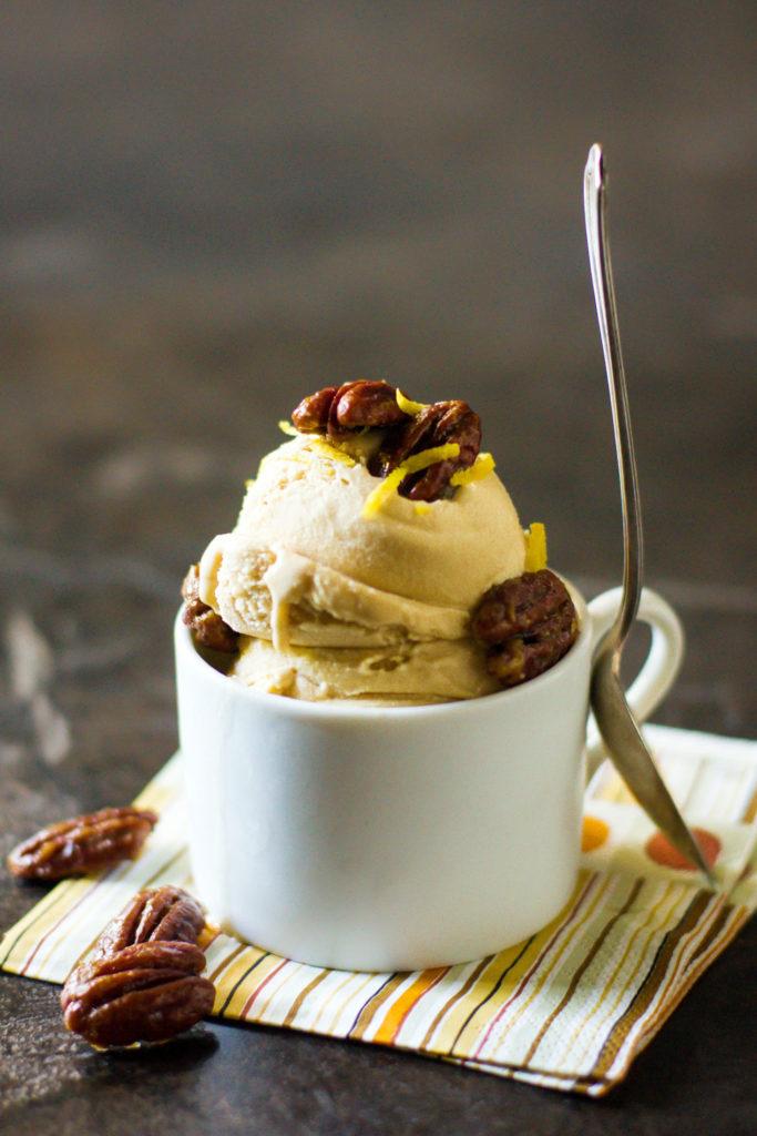 sweet tea ice cream recipe