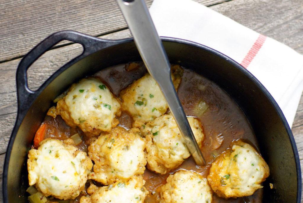 tex mex chicken and dumplings recipe