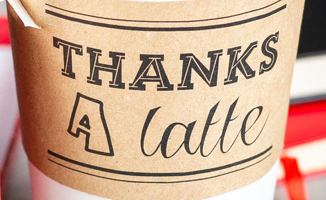 Saying Thanks After the Holidays: Printable Thank You Template