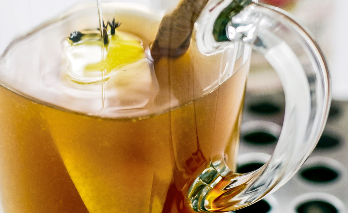 History of the Hot Toddy