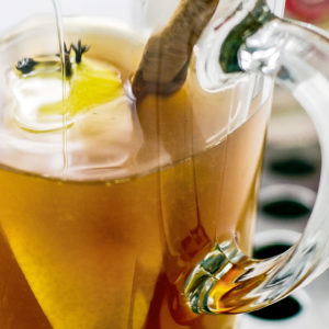 black tea hot toddy recipe