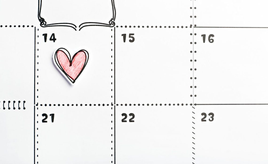 Valentine Round Up