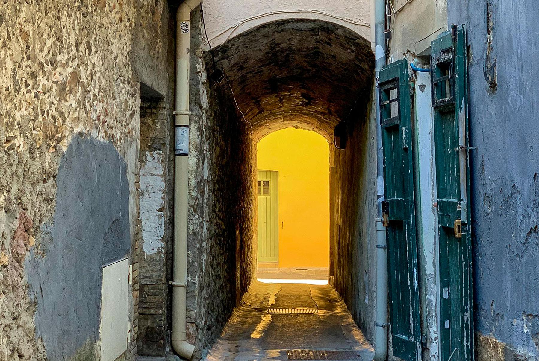vieille ville - antibes france