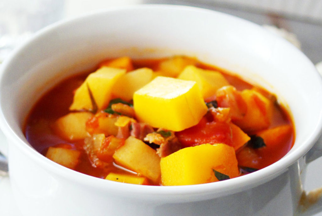 winter roasted root vegetable soup recipe